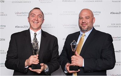 GPS Insight Wins Two Customer Service Awards at the 2016 Stevie Awards