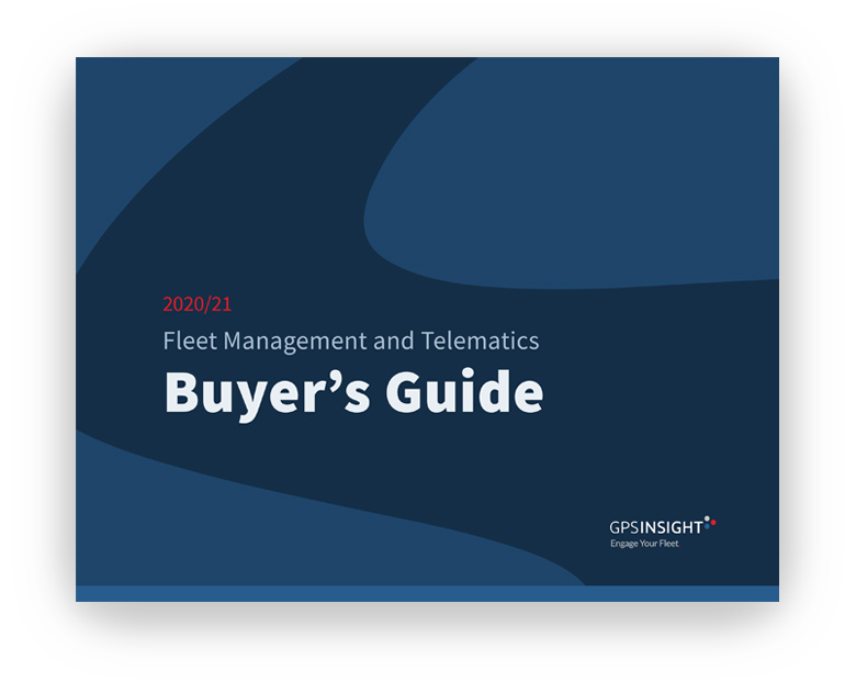 New 2021 Telematics Buyer's Guide